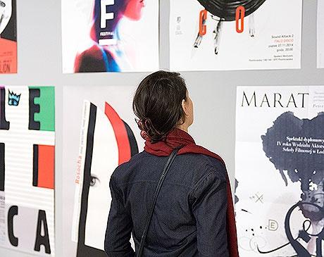 Galeria Bwaart Gallerykatowice 24 Biennale Plakatu